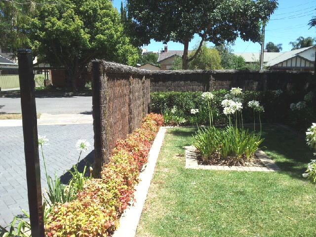 Fence Supplies Brush Fence Supplies Adelaide
